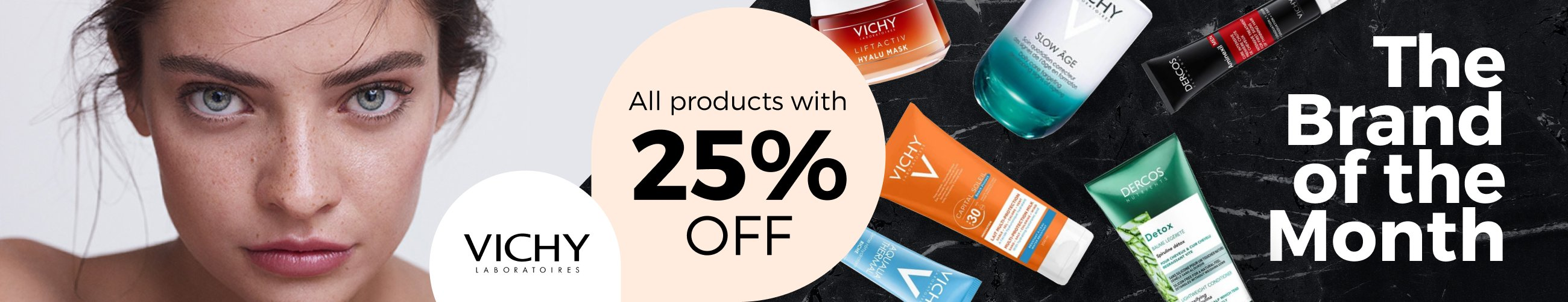 Vichy Brand of the Month