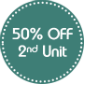 Bioderma • 50% OFF 2nd Unit