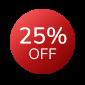 Xmas Coffrets · 25% OFF · Free Gift