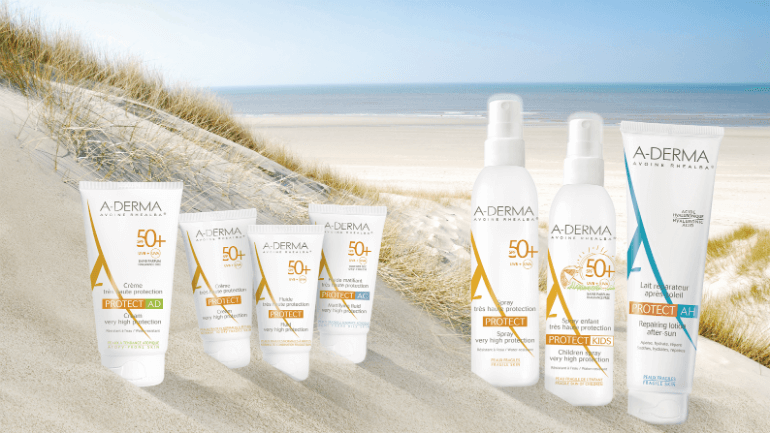 A-Derma Sun Protection