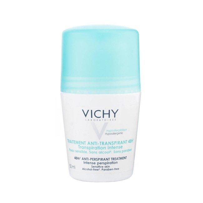Vichy Deodorant Anti-perspirant Treatment 48h 50ml