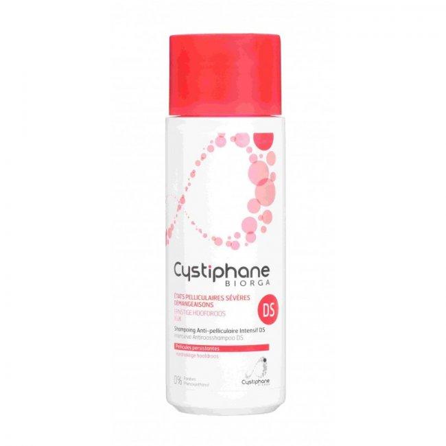 Cystiphane Biorga Anti-Dandruff Intensive DS Shampoo 200ml