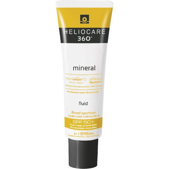 Heliocare 360 Fluido Mineral FPS50  50ml