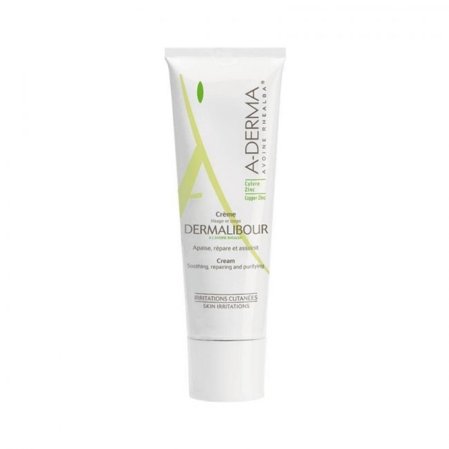 A-Derma Dermalibour+ Protective Cream Pocket-size 15ml