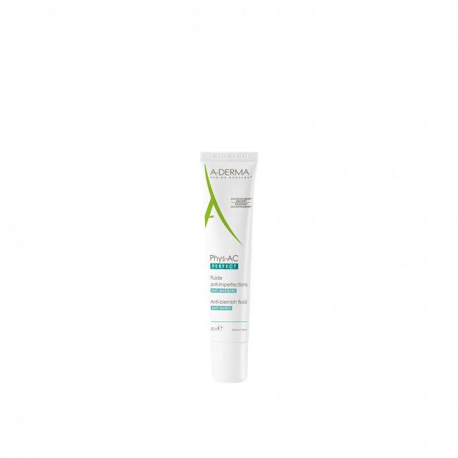 A-Derma Phys-Ac Perfect Anti-Blemish Fluid 40ml
