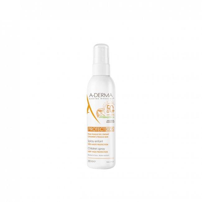 A-Derma Protect Kids Spray Children SPF50+ 200ml