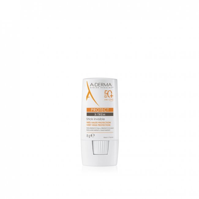 A-Derma Protect X-Trem Invisible Stick SPF50+ 8g