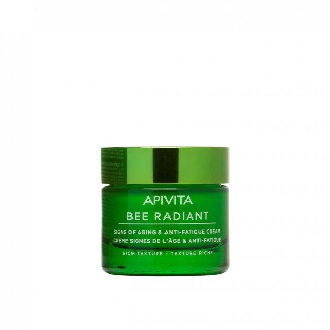 APIVITA Bee Radiant Signs Of Aging & Anti-Fatigue Cream 50ml