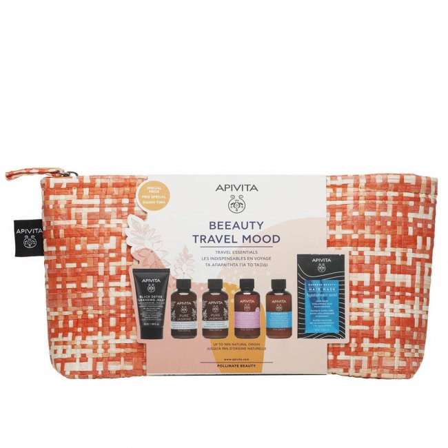COFFRET: APIVITA Beeauty Travel Mood Coffret