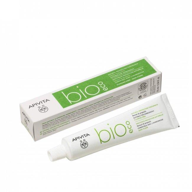 APIVITA Dental Care Bio-Eco Natural Protection Toothpaste 75ml