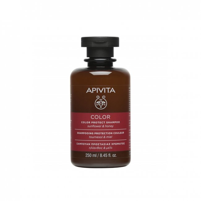 APIVITA Hair Care Color Protect Shampoo 250ml