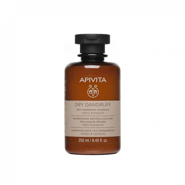 APIVITA Hair Care Dry Dandruff Shampoo 250ml