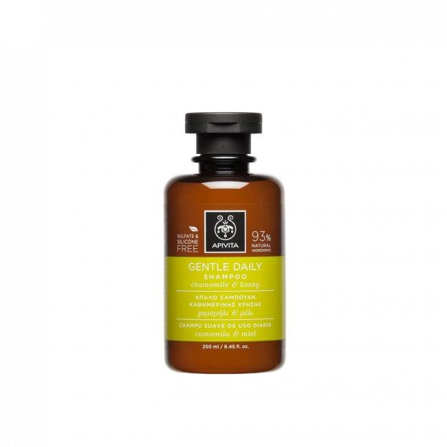 APIVITA Hair Care Gentle Daily Shampoo 250ml