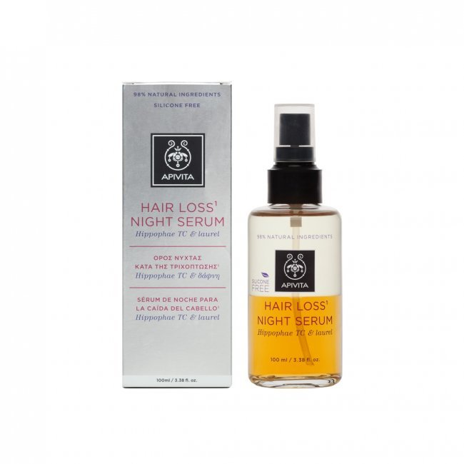 APIVITA Hair Care Hair Loss Night Serum 100ml