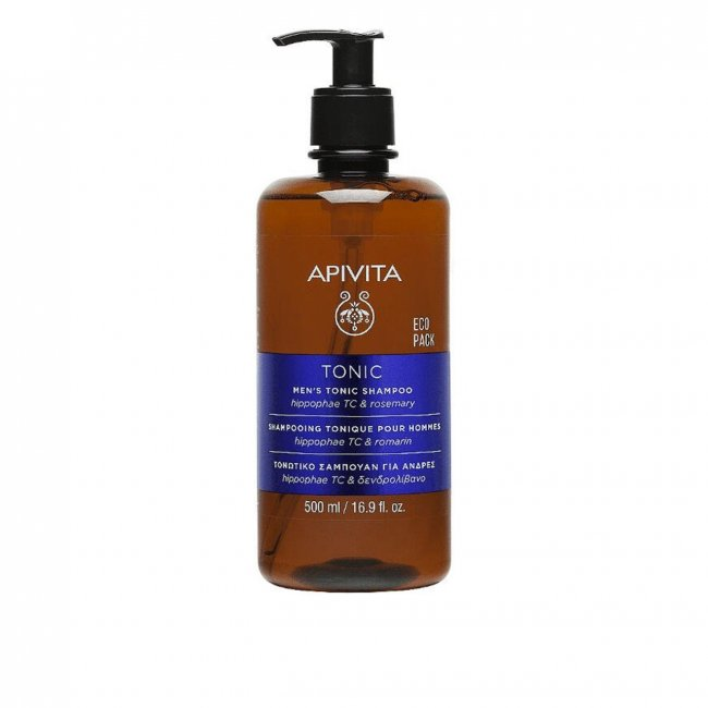 APIVITA Tonic Hair Care Men's Tonic Shampoo 500ml