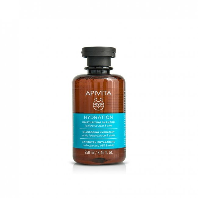 APIVITA Hair Care Moisturizing Shampoo 250ml