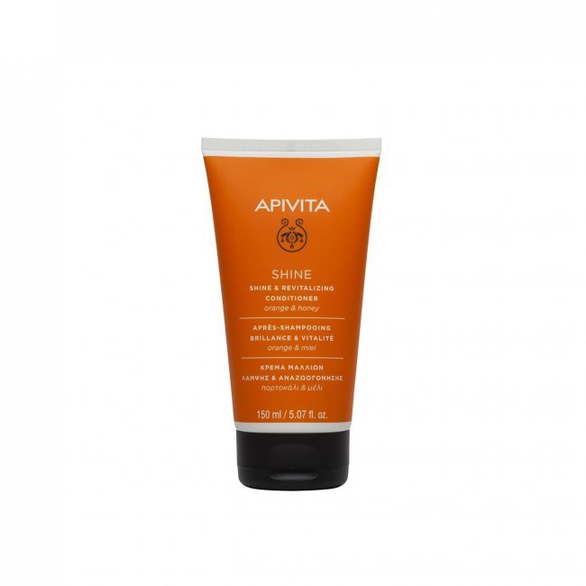 APIVITA Hair Care Shine & Revitalizing Conditioner 150ml