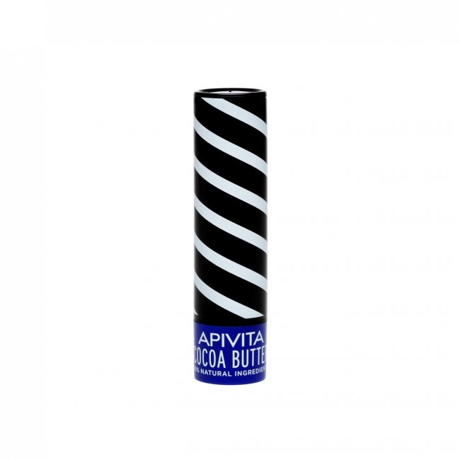 LIMITED EDITION: APIVITA Lip Care Cocoa Butter SPF20 4.4g