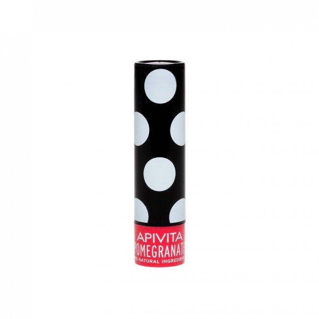 EDIÇÃO LIMITADA: APIVITA Lip Care Pomegranate Tinted 4.4g