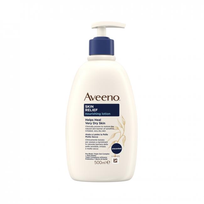 Aveeno Skin Relief Nourishing Lotion 500ml
