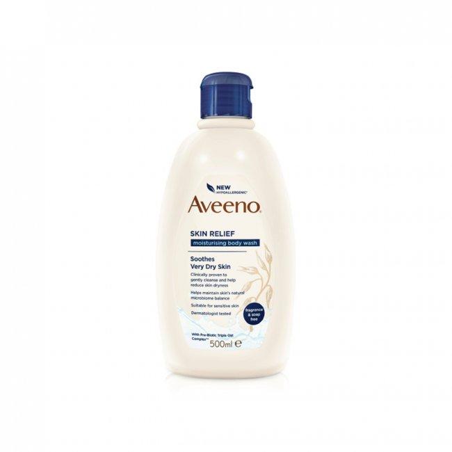 Aveeno Skin Relief Moisturizing Body Wash 500ml