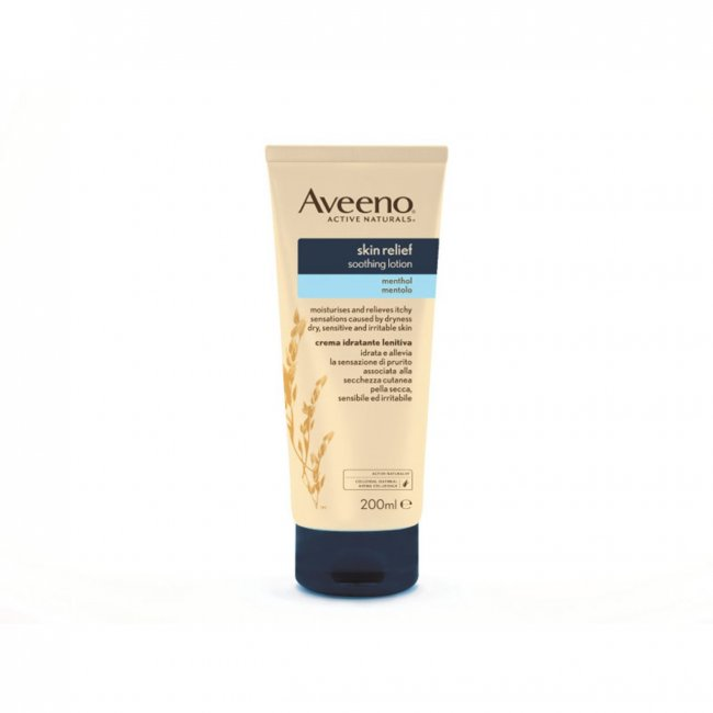 Aveeno Skin Relief Soothing Lotion with Menthol 200ml