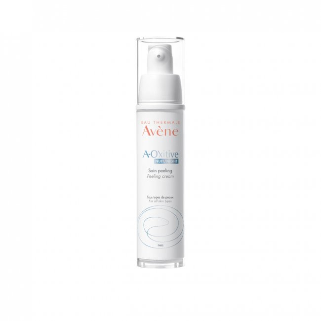 Avène A-Oxitive Night Peeling Cream 30ml