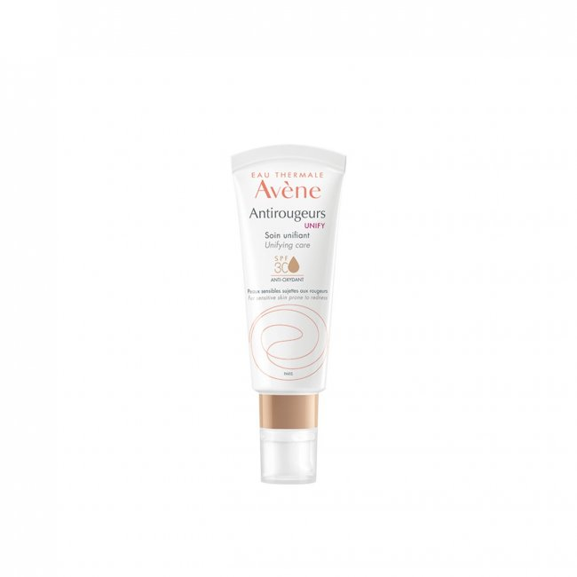 Avène Antirougeurs Unify Tinted Unifying Care SPF30 40ml