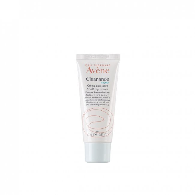 Avène Cleanance Hydra Creme Hidratante Apaziguante 40ml