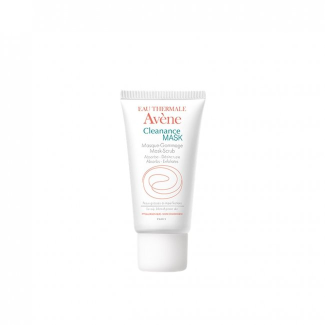 Avène Cleanance Máscara Exfoliante 40ml