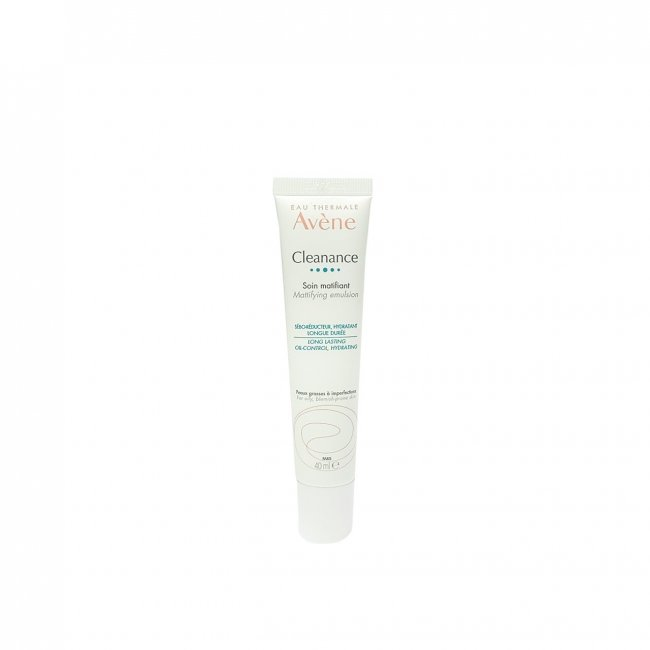 Avène Cleanance Mattifying Care Emulsion 40ml