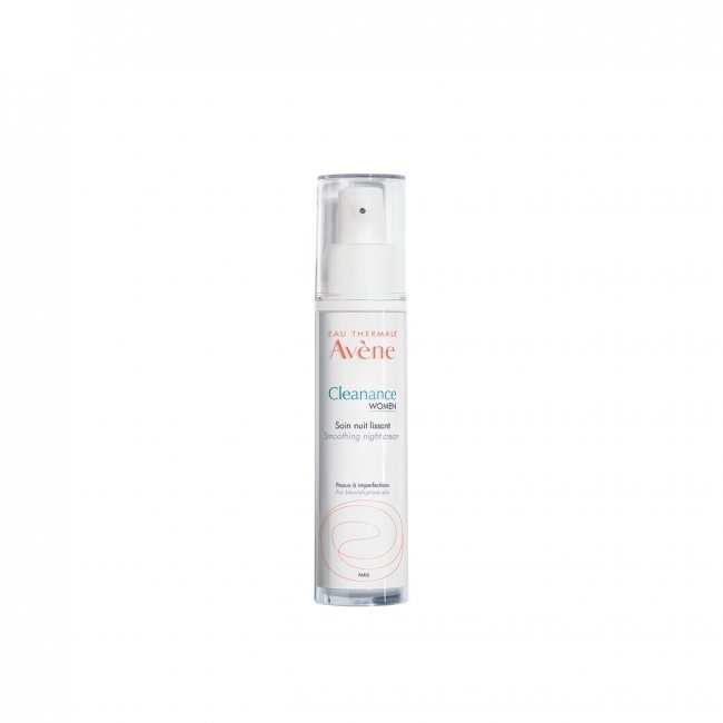 Avène Cleanance Women Smoothing Night Care 30ml