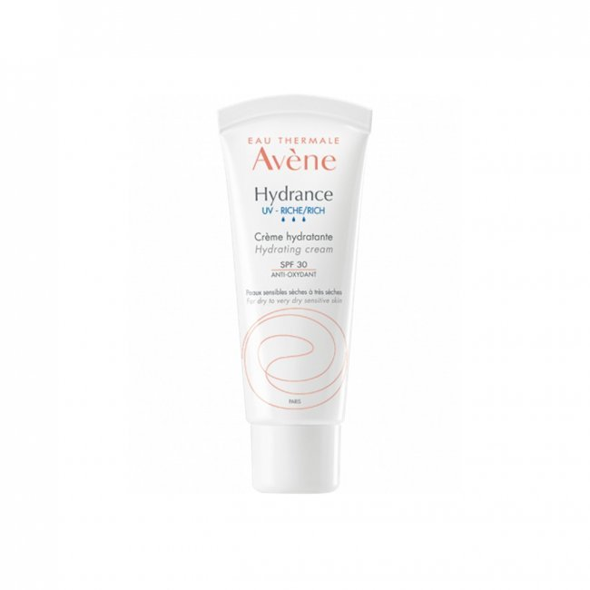 Avène Hydrance Optimale Creme Rico UV 40ml