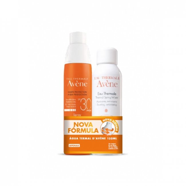 PROMOTIONAL PACK: Avène Sun Spray SPF30 200ml + Thermal Spring Water 150ml