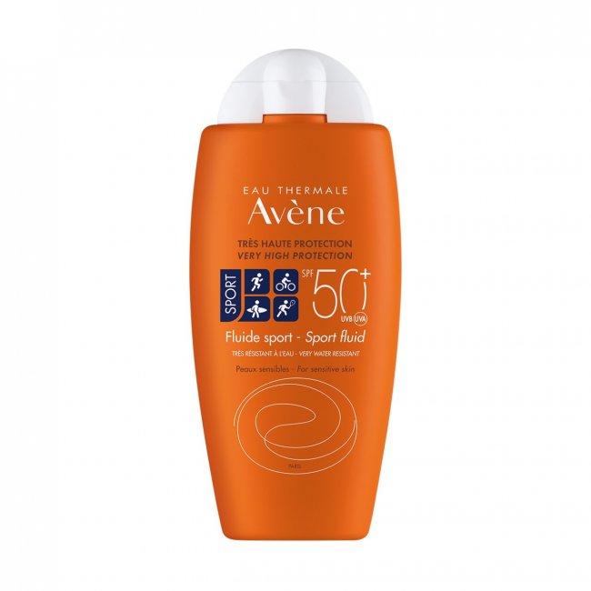 Avène Sun Very High Protection Sport Fluid SPF50+ 100ml