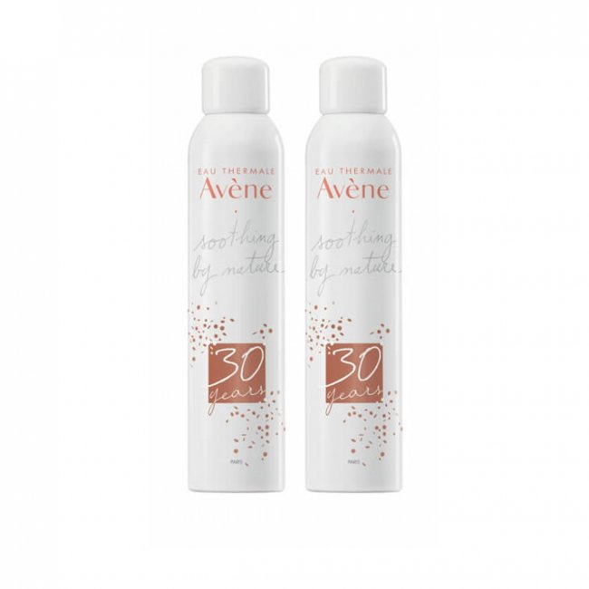 PACK PROMOCIONAL: Avène Thermal Spring Water 300ml x2