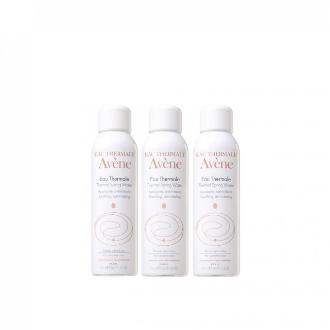 PACK PROMOCIONAL: Avène Thermal Spring Water 50ml x3