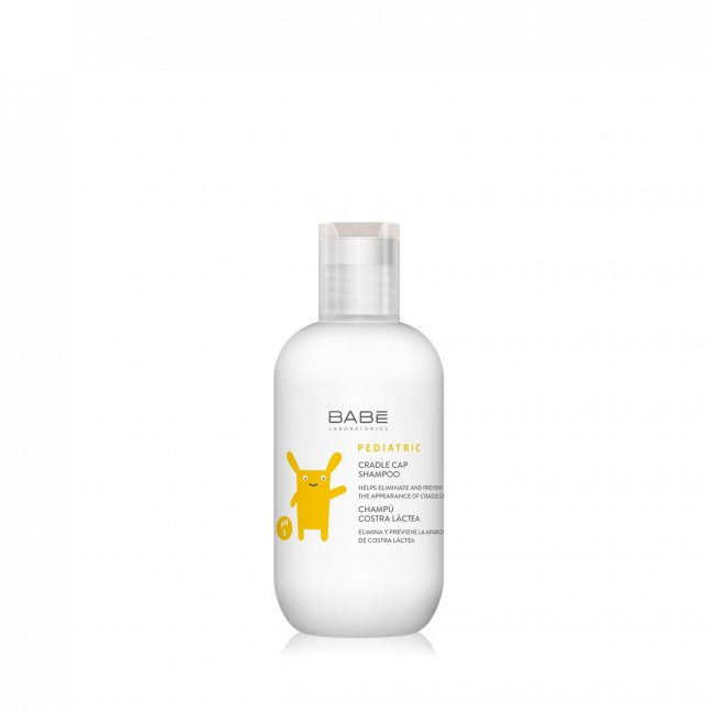Babé Pediatric Cradle Cap Shampoo 200ml
