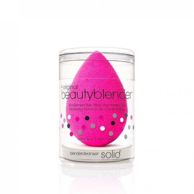 GIFT SET: beautyblender Kit Original + Mini blendercleanser Solid