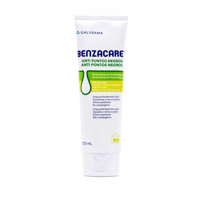 Benzacare Anti Blackhead Exfoliating Gel 120ml