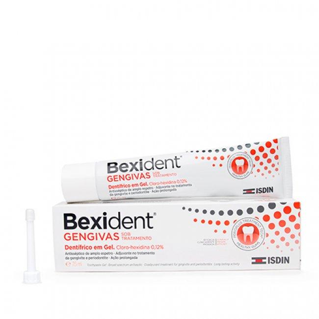 ISDIN Bexident Gums Treatment Gel Toothpaste 75ml