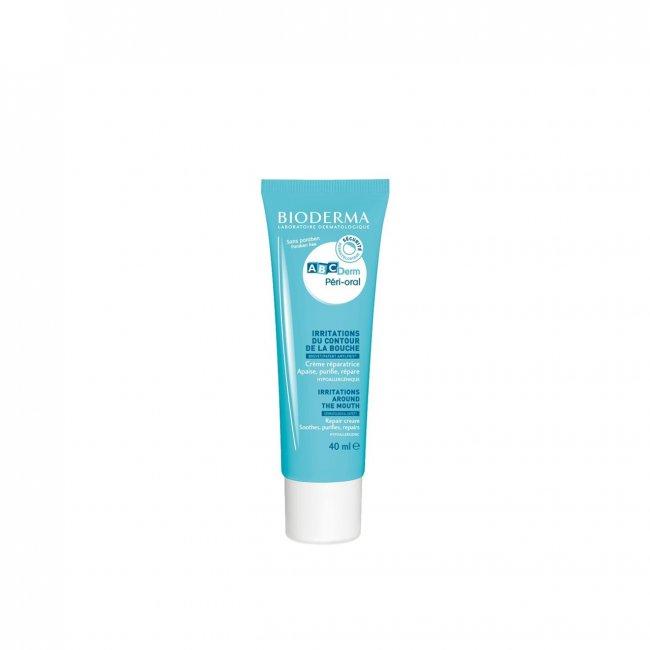 Bioderma ABCDerm Péri-Oral Repair Cream Around Mouth Irritations 40ml