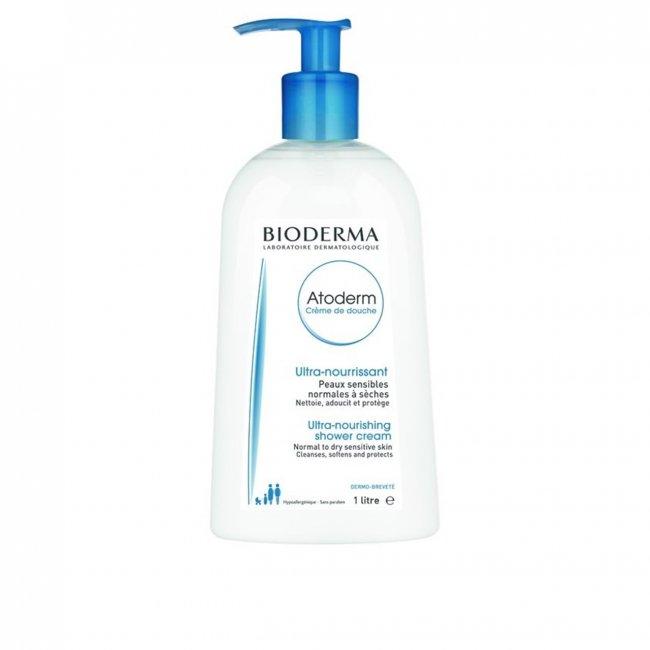 Bioderma Atoderm Crème de Douche Ultra-Nourishing Shower Cream 1L