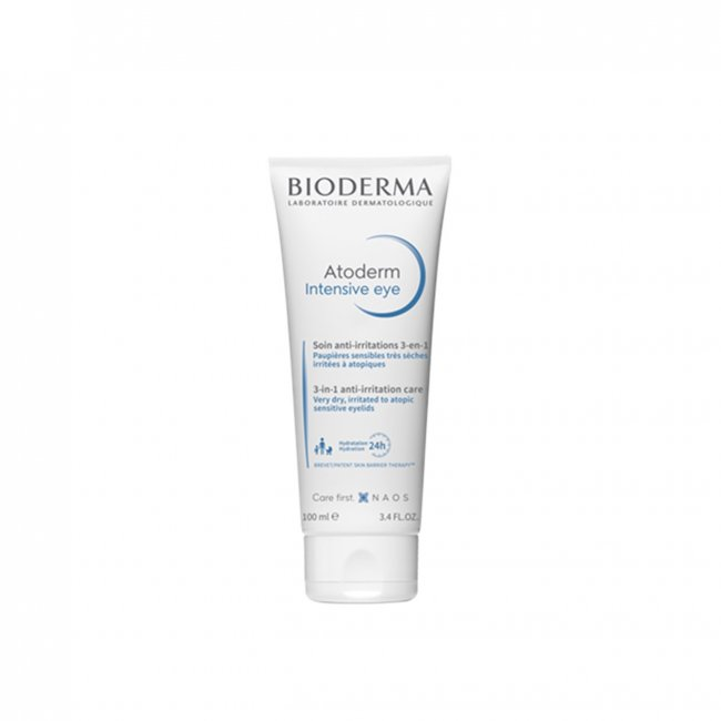Bioderma Atoderm Intensive Eye 3-in-1 Anti-Irritation Care 100ml