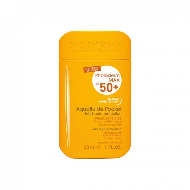 Bioderma Photoderm Max Aquafluid Pocket SPF50+ 30ml