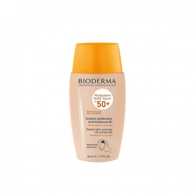 Bioderma Photoderm Nude Touch FPS50+ Natural Tint 40ml