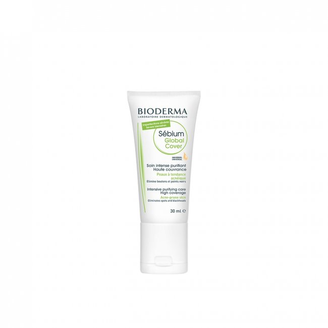 Bioderma Sébium Global Cover Intensive Purifying High Coverage 30ml