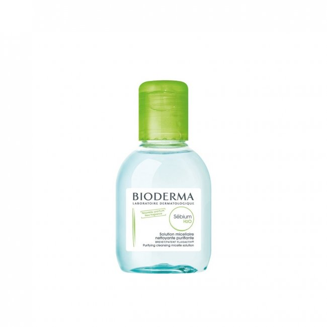 Bioderma Sebium H2O Purifying Cleansing Micelle Sollution 100ml