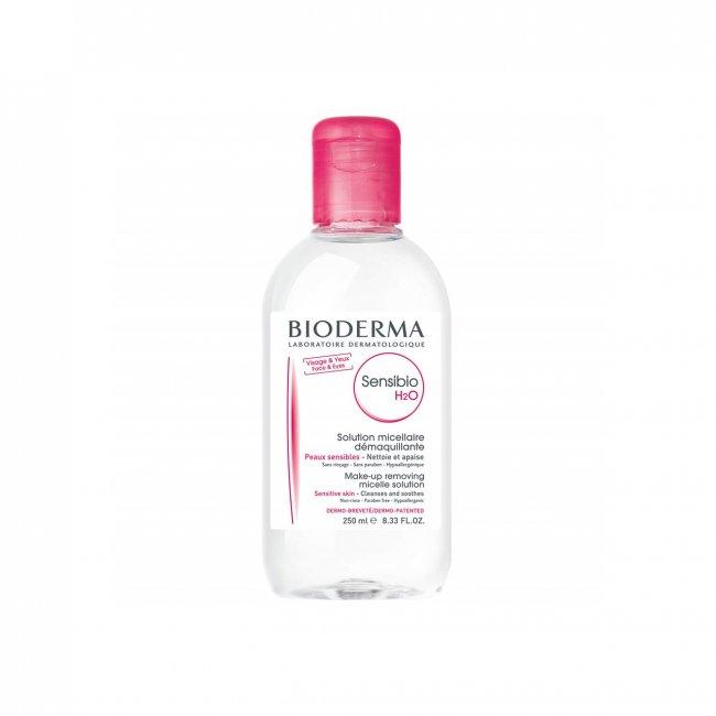 Bioderma Sensibio H2O Make-Up Removing Micelle Solution 250ml