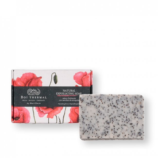 Boí Thermal Natural Exfoliating Soap 100g
